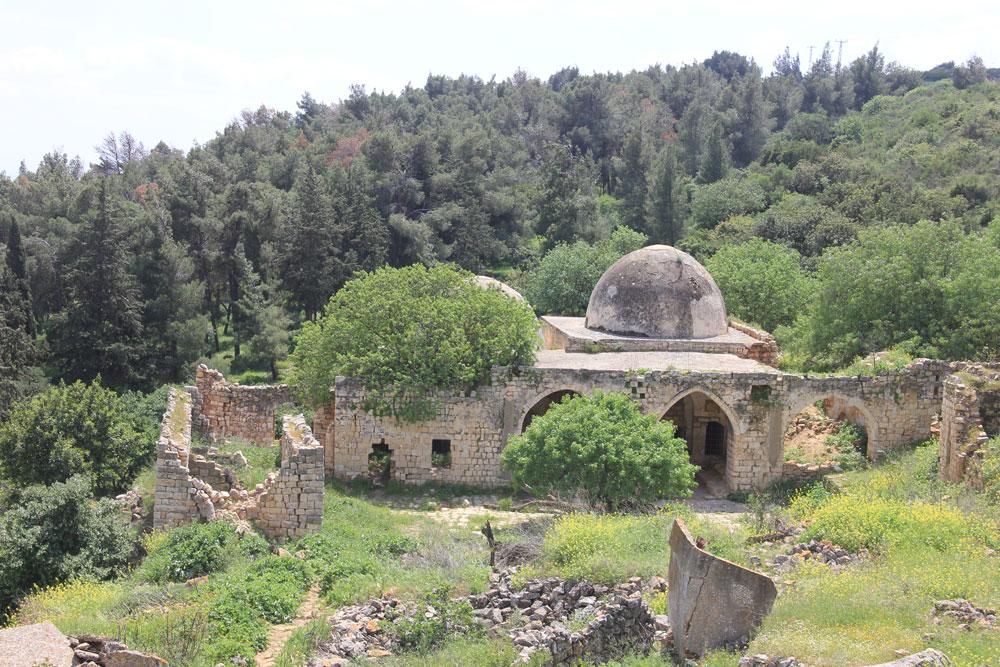 קבר נבי יושע